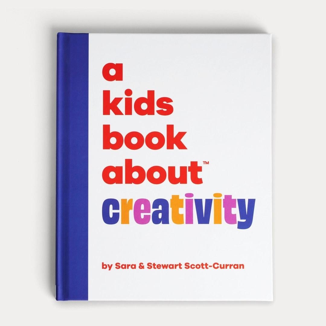 A book about creativity.
