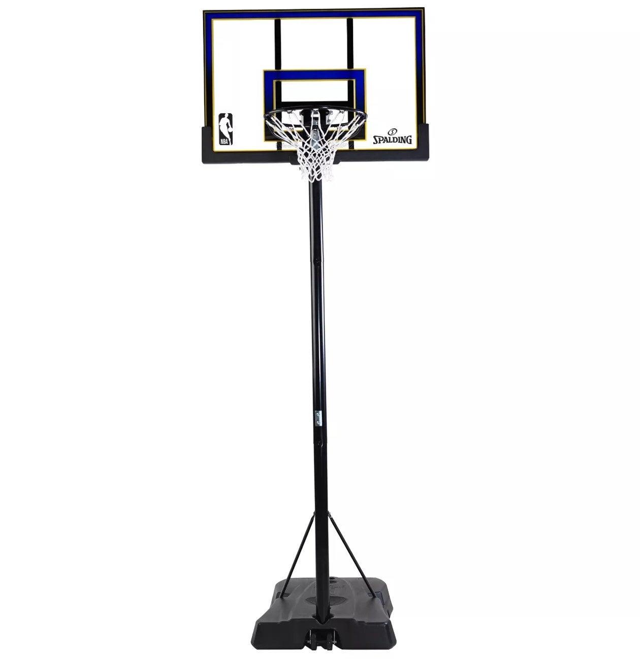 The NBA Spalding basketball hoop