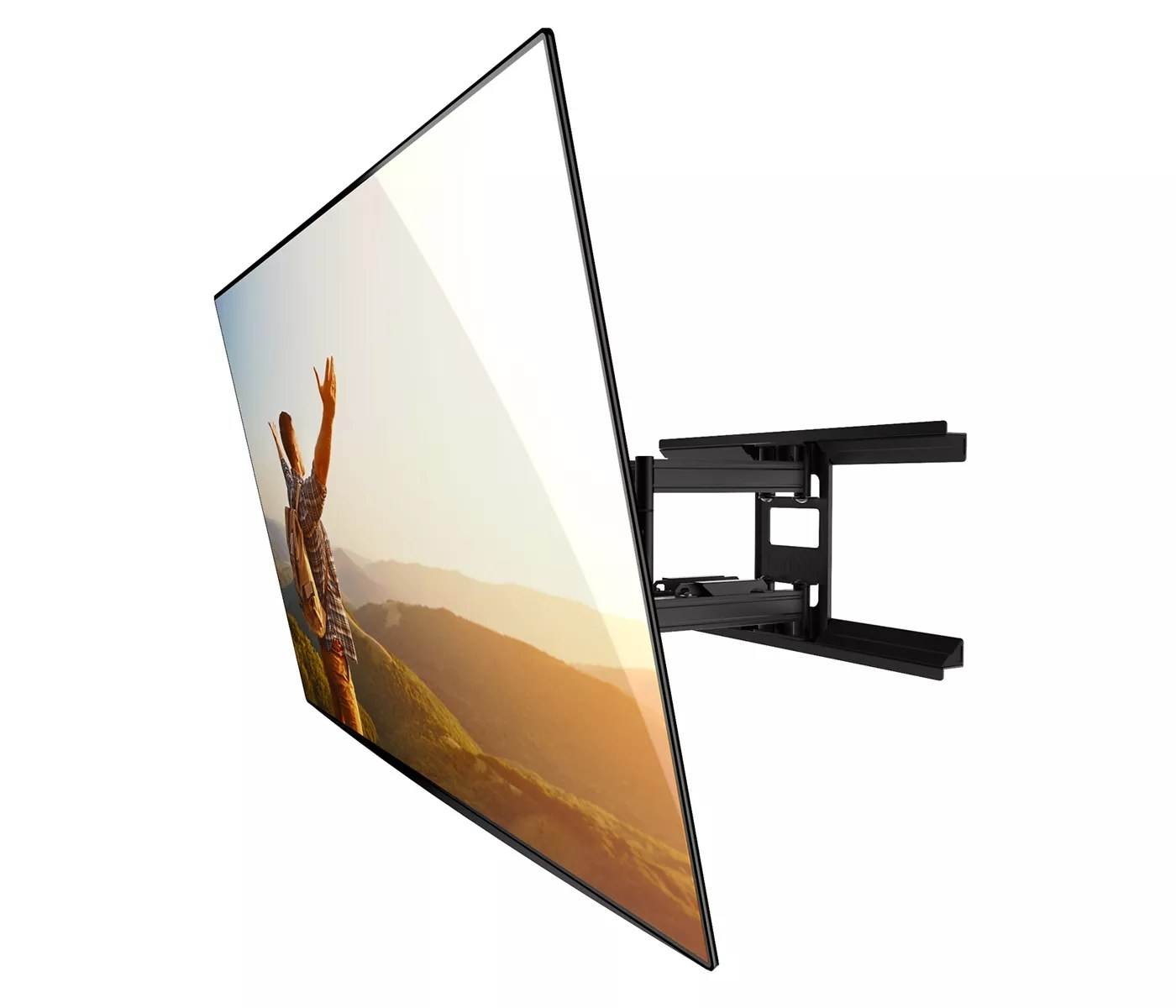 The TV mount