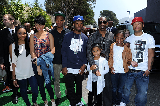 Eddie Murphy Is Happy That None Of His 10 Kids Are Jerks Eddie murphy recently welcomed a child into the world with his wife paige butcher. eddie murphy is happy that none of his