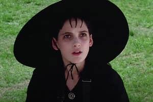 "Winona Ryder as Lydia in ""Beetlejuice"""