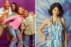 That's So Raven family and Alex Russo