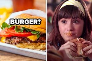 burger? princess protection program