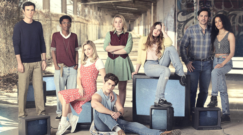 "The cast of ""Cruel Summer"""