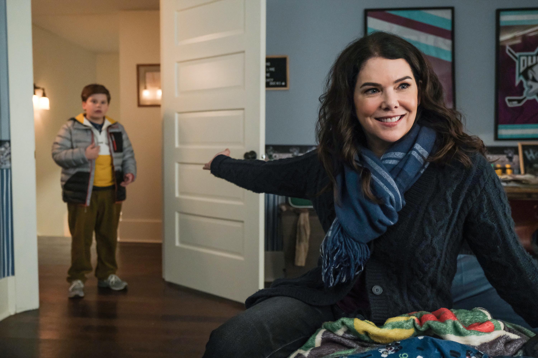 """Lauren Graham in """"The Mighty Ducks: Game Changers"""""""