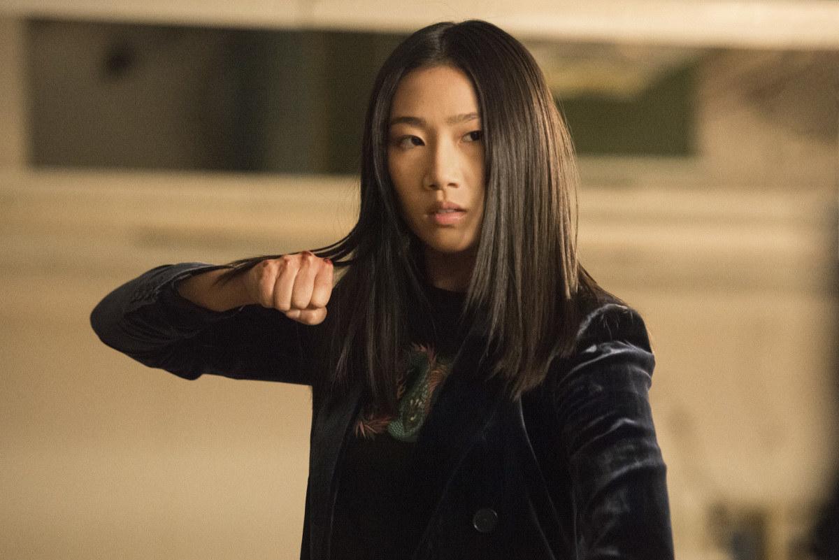 "Olivia Liang in ""Kung Fu"""