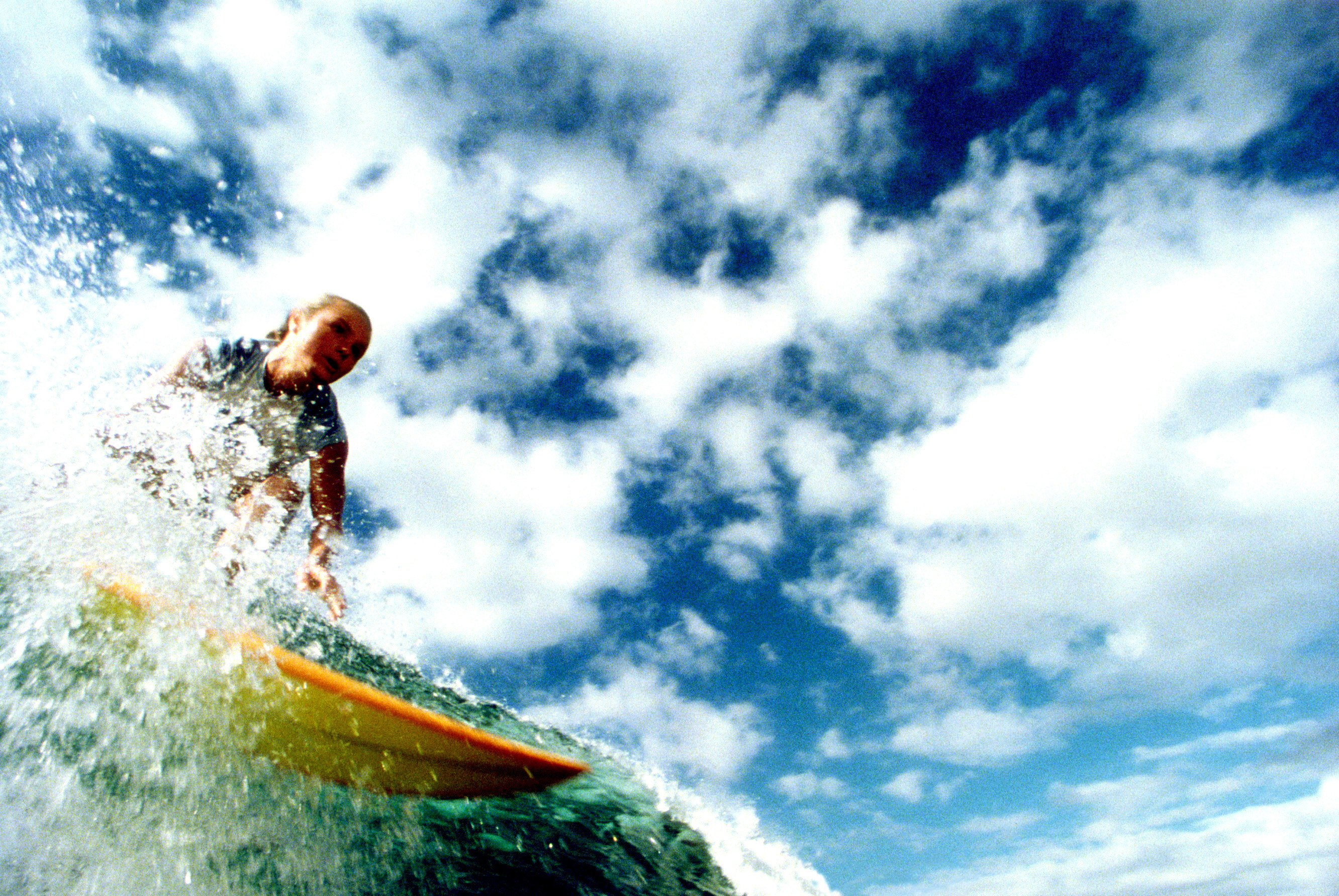 Kate Bosworth in the movie blue crush