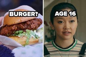 burger? gen z