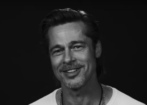 Brad Pitt looking fine as hell