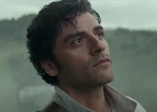 """Poe in """"Star Wars"""""""