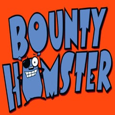 Bounty Hamster with the one A replaced with Marion