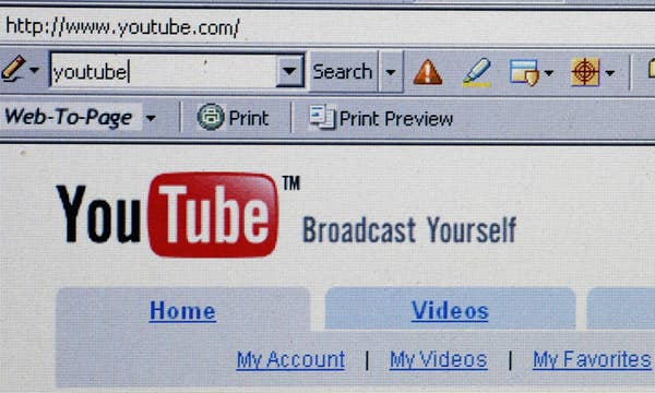 Random Facts state that YouTube was actually a Video Dating Site