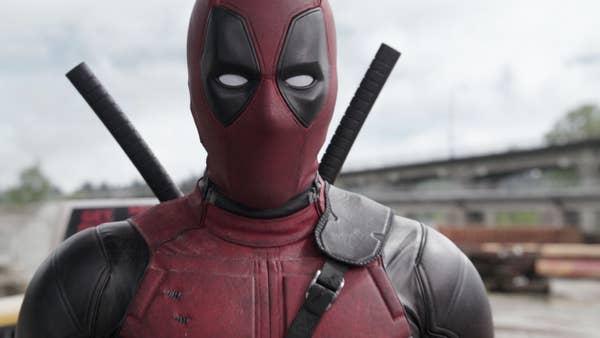 Deadpool di film pertama