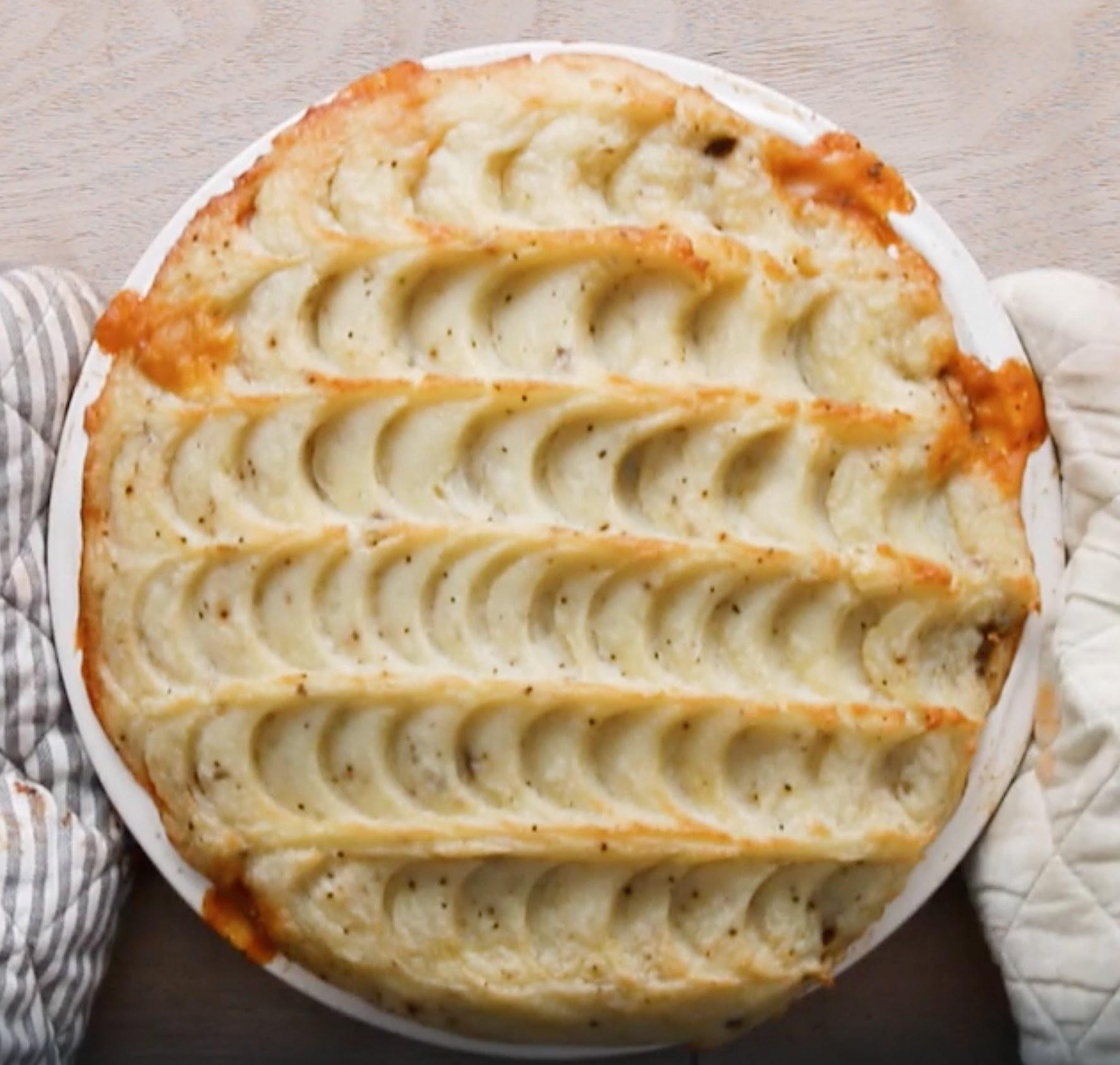 A Shepherd's pie