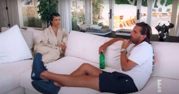 """KUWTK"""" Final Season 20 May Give Closure On Kourtney Kardashian And Scott  Disick"""