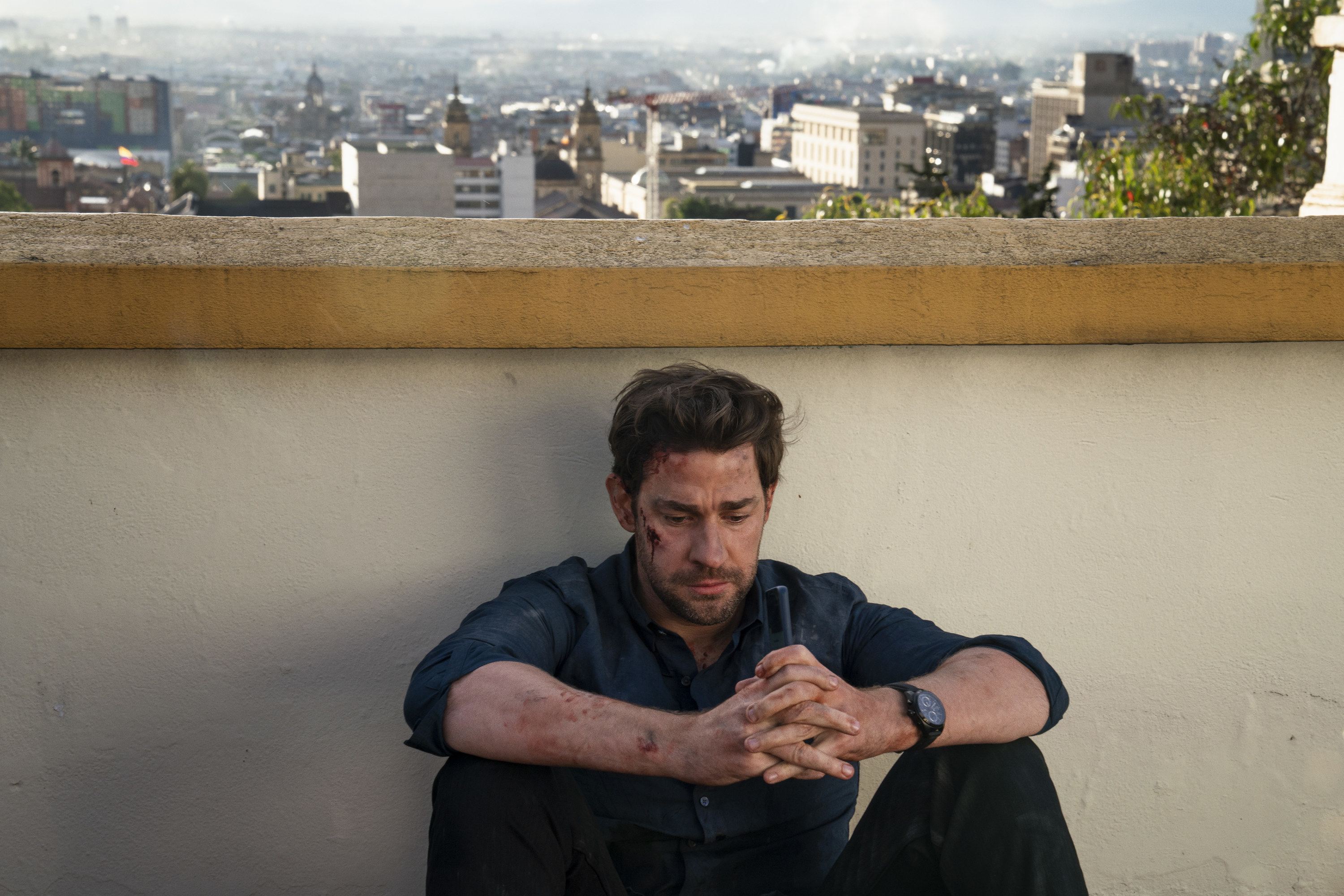 a still from the series Jack Ryan