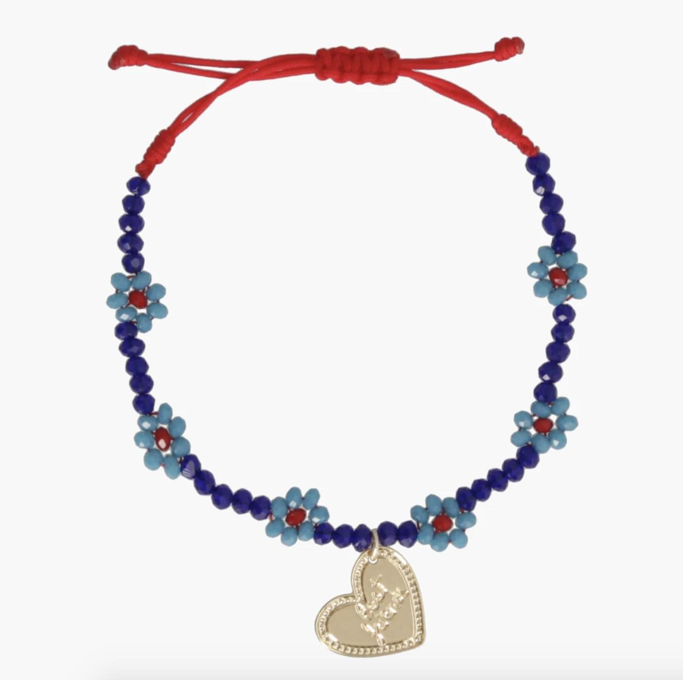 The Blue Garden Bracelet