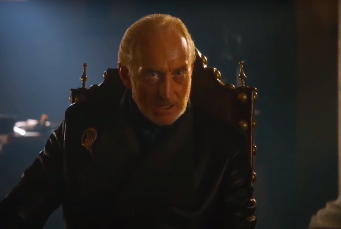 Tywin Lannister talking