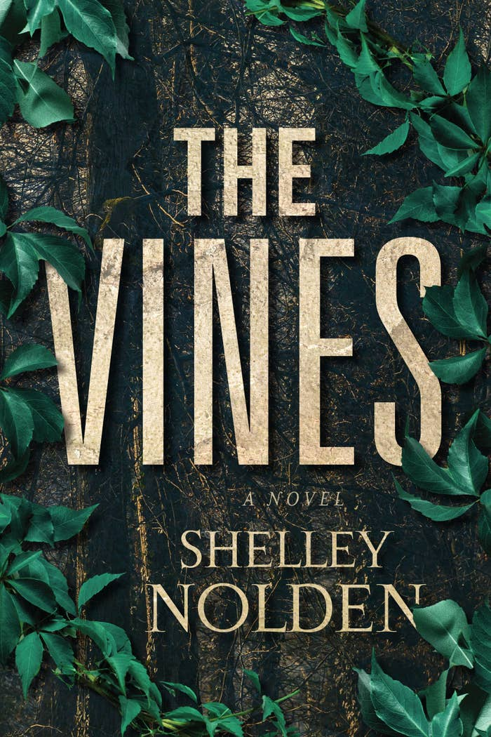 """leaf-themed cover of """"The Vines"""""""