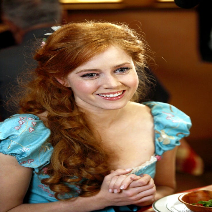 Amy as Giselle in Enchanted