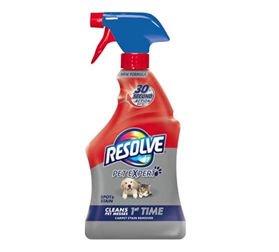 The cleaning spray