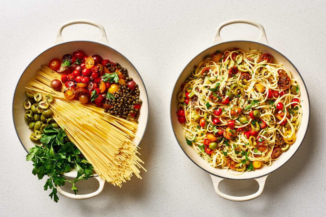 50 Five-Ingredient Recipes That Aren't Overly Complicated But Still Taste Amazing