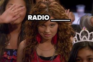 RADIO blank debby ryan meme photo