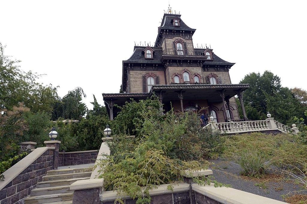 A photo of the Phantom Manor