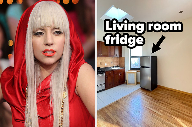 Lady Gaga's Old NYC Apartment Before She Was Famous Is For Rent — Do You Think It's Worth $2,000 A Month?