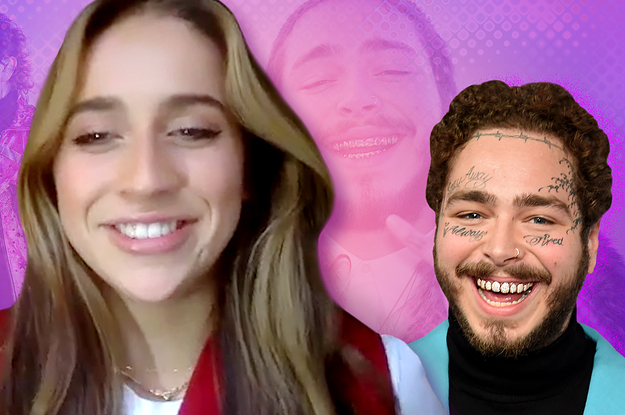 Tate McRae Took Our Post Malone Stan Quiz — Can You Beat Her Score?