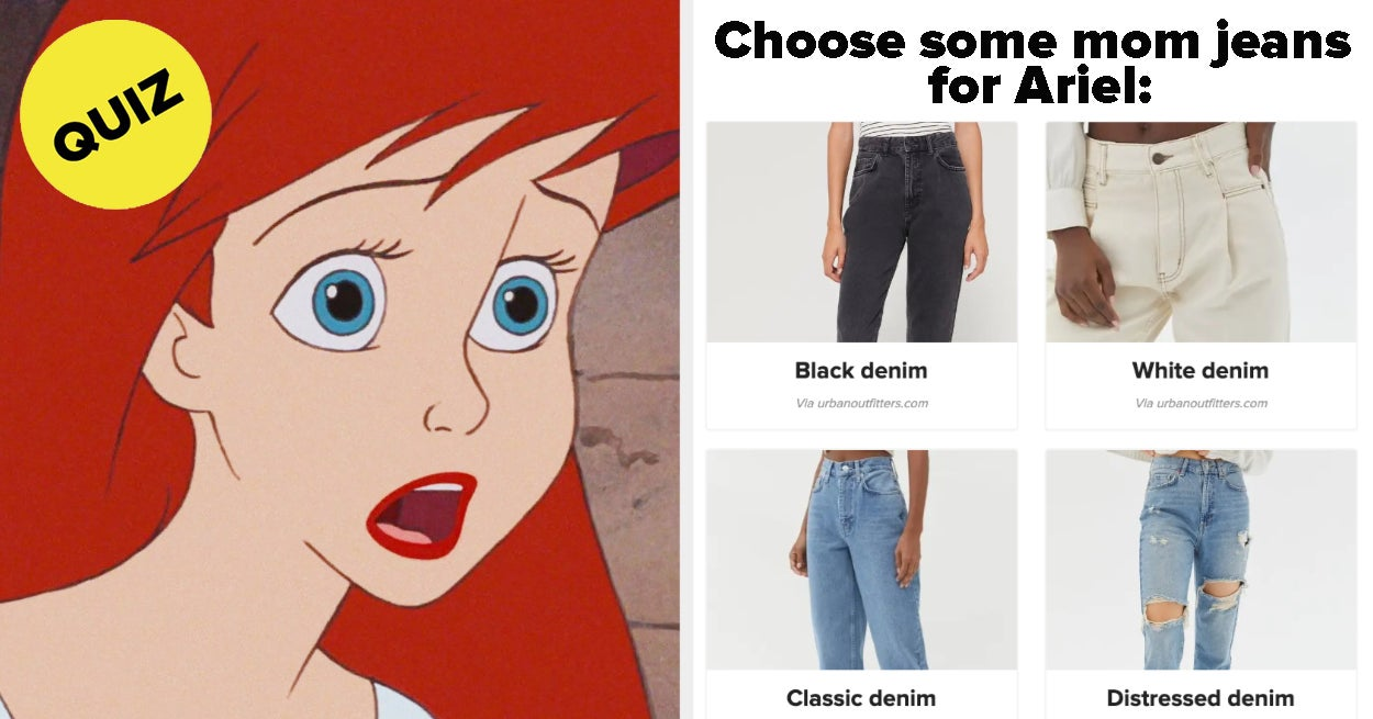 The Gen Z Aesthetic You Choose For Each Disney Princess Will Reveal Your Exact Age - buzzfeed
