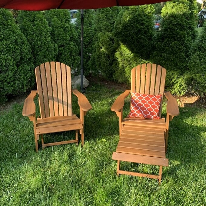 Review photo of the Adirondack chair