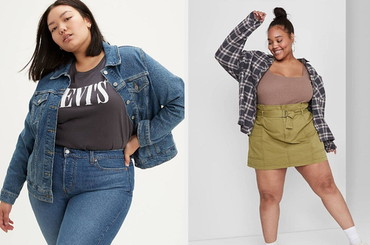 Just 20 Cute Pieces Of Plus Size Fall Clothing From Target