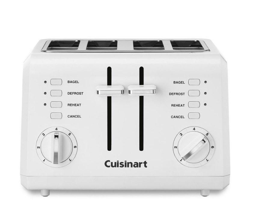 A 4-slice Cuisinart Toaster