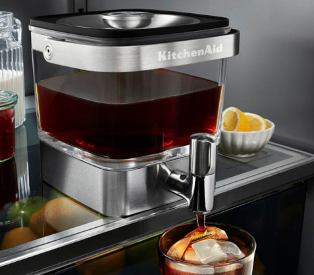 A KitchenAid Cold Brew Coffee Maker