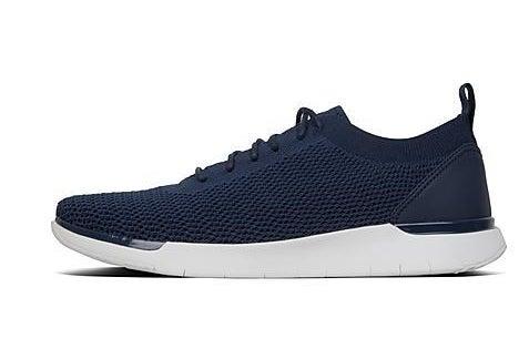 The sneaker in navy blue