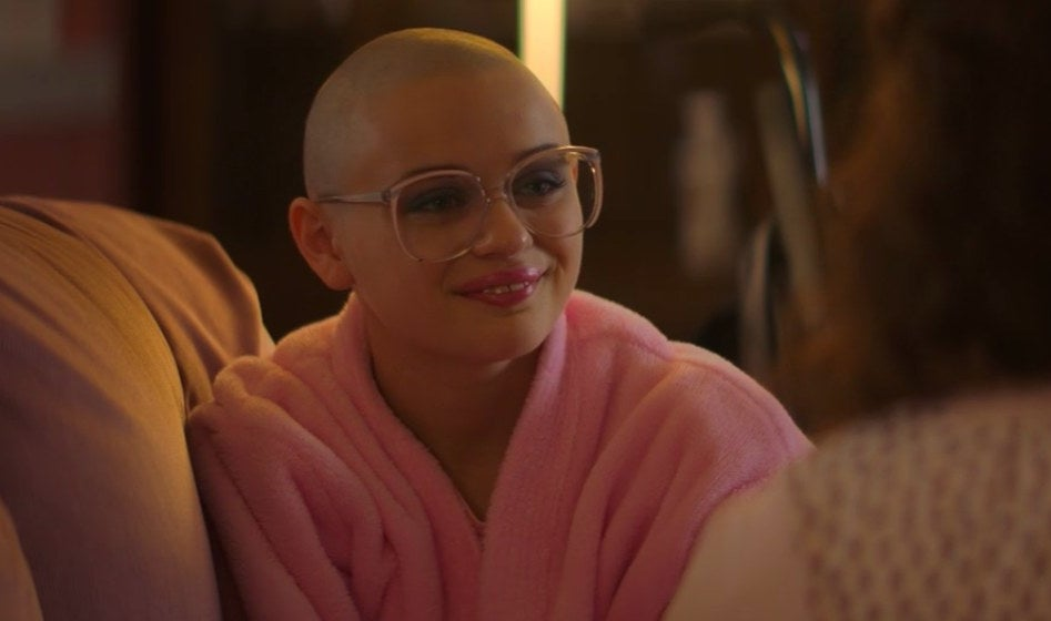 Joey King as Gypsy Rose Blanchard in The Act