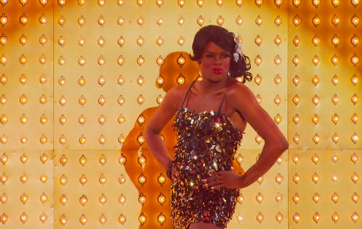 Dida Ritz on RuPaul's Drag Race
