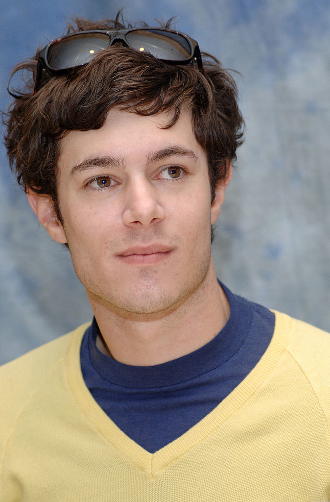 """Adam Brody during """"The O.C."""" Press Conference at Four Seasons in Beverly Hills, California"""