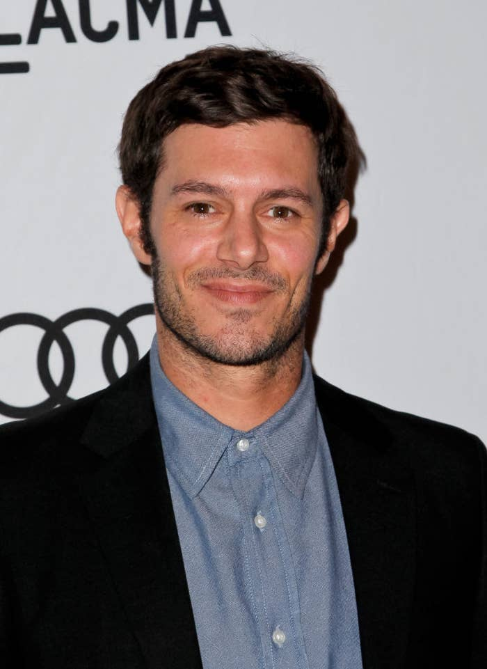 Adam Brody attends the screening of 'StartUp' at Bing Theater At LACMA
