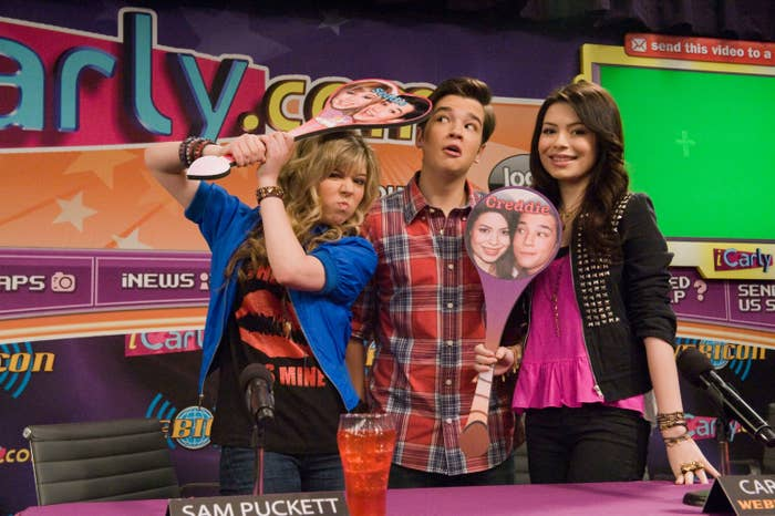 the cast of icarly