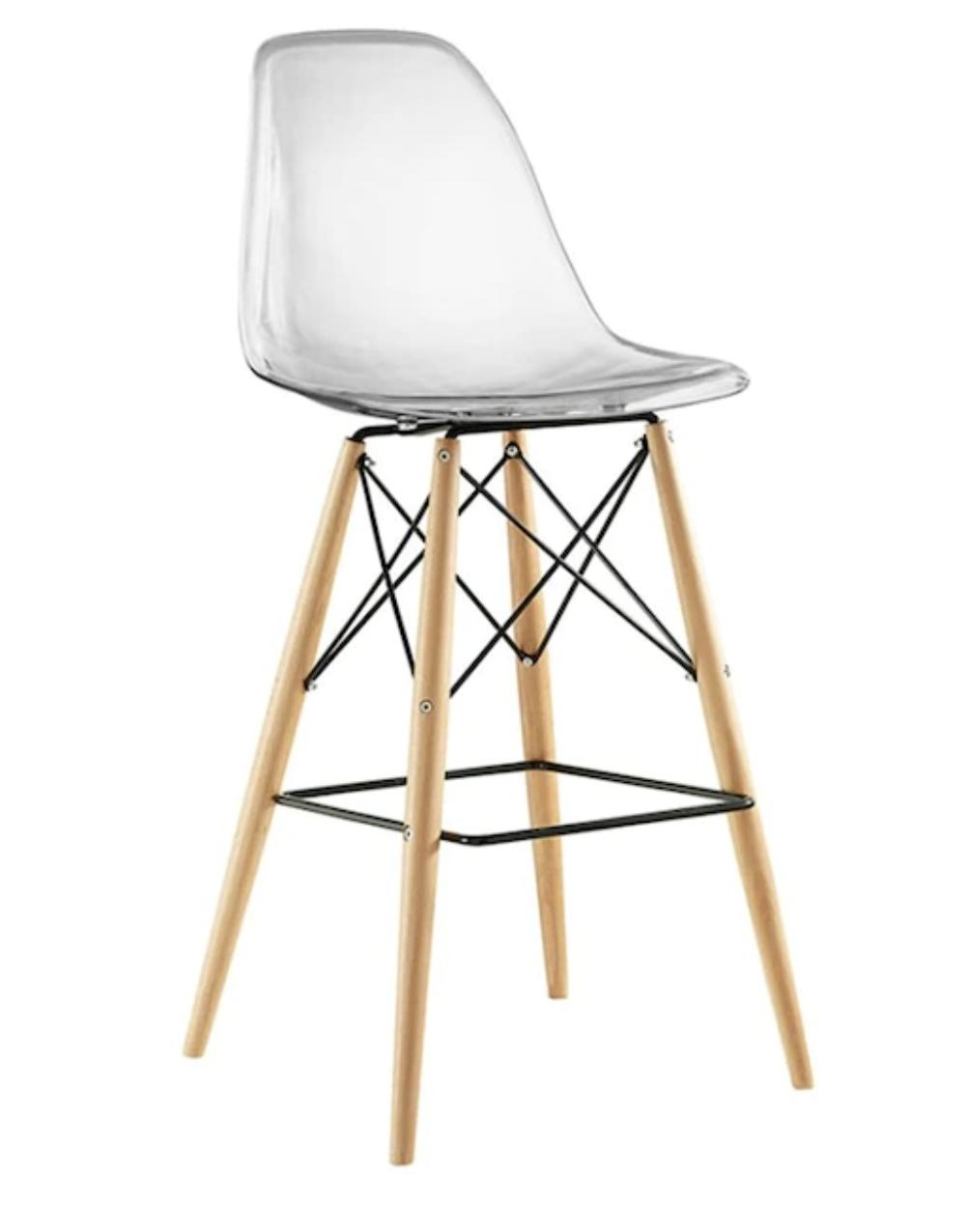 the acrylic chair
