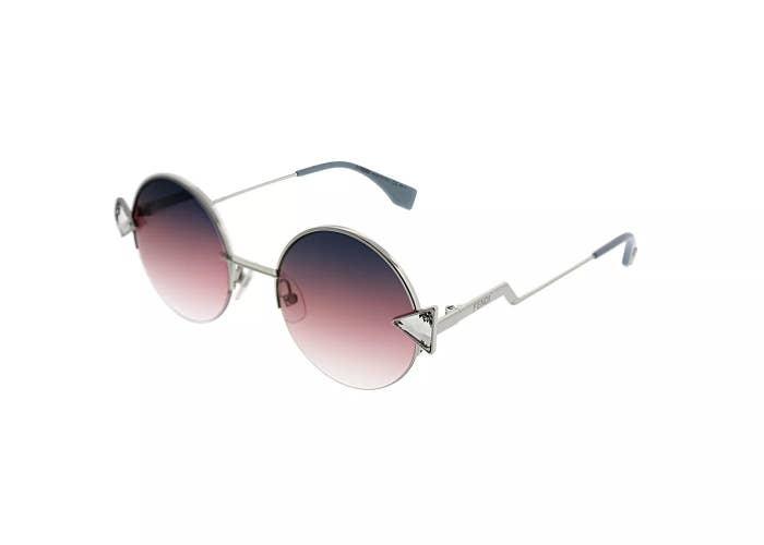 The purple gradient sunglasses