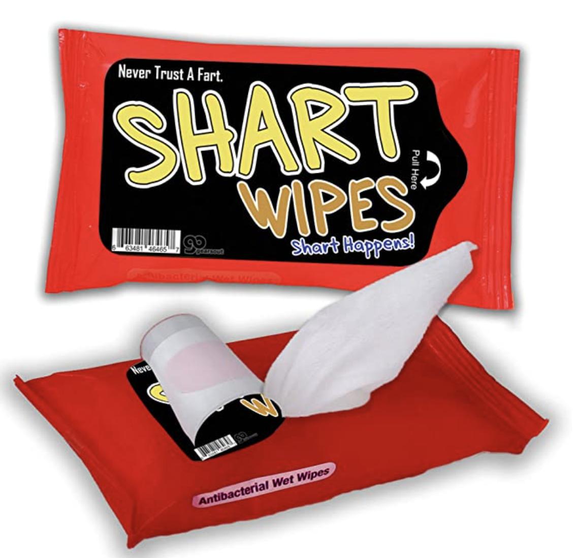 shart wipes