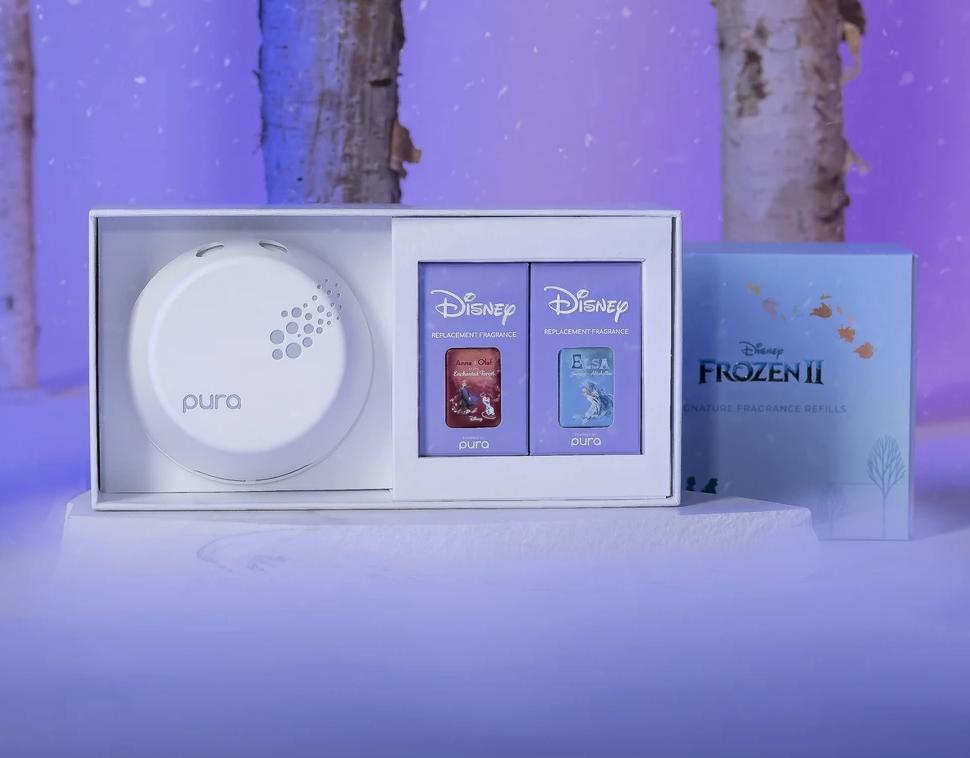 pura homefragrance and frozen 2 scents bundle