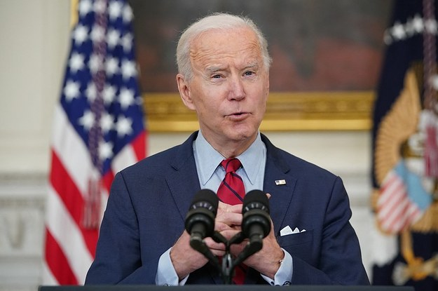 Joe Biden Demanded That The Senate Act On Gun Control After 10 People Were Killed In Colorado