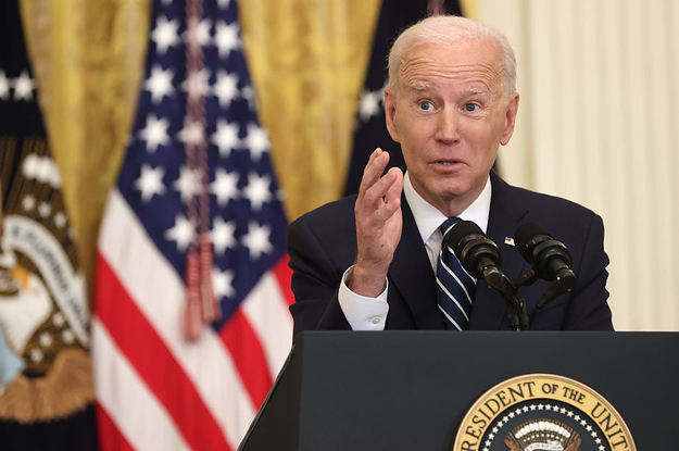 Reporters Did Not Ask Biden About The Pandemic But Apparently Were Already Talking About 2024