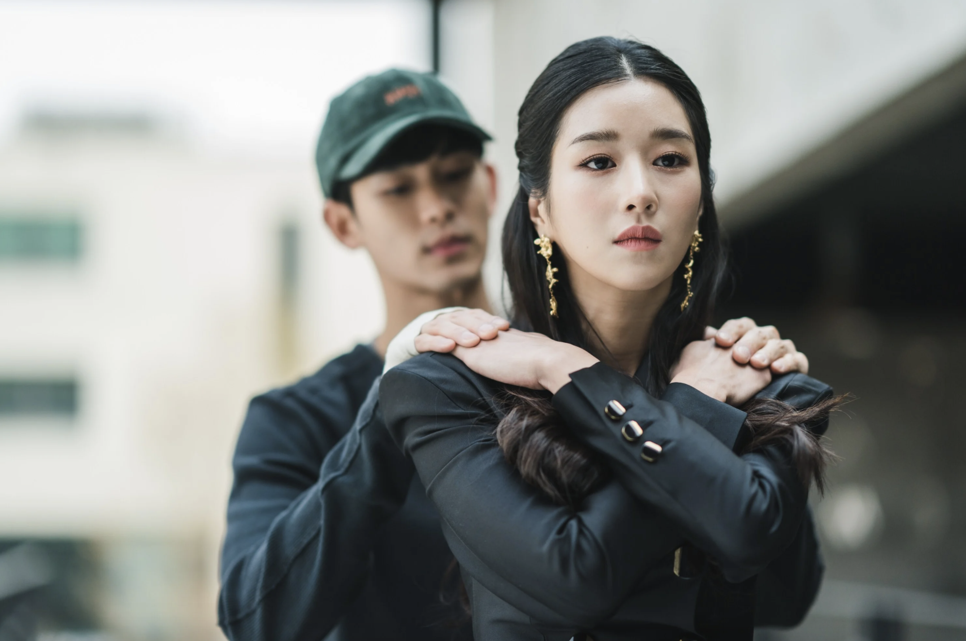scene from K-drama It's Okay to Not Be Okay