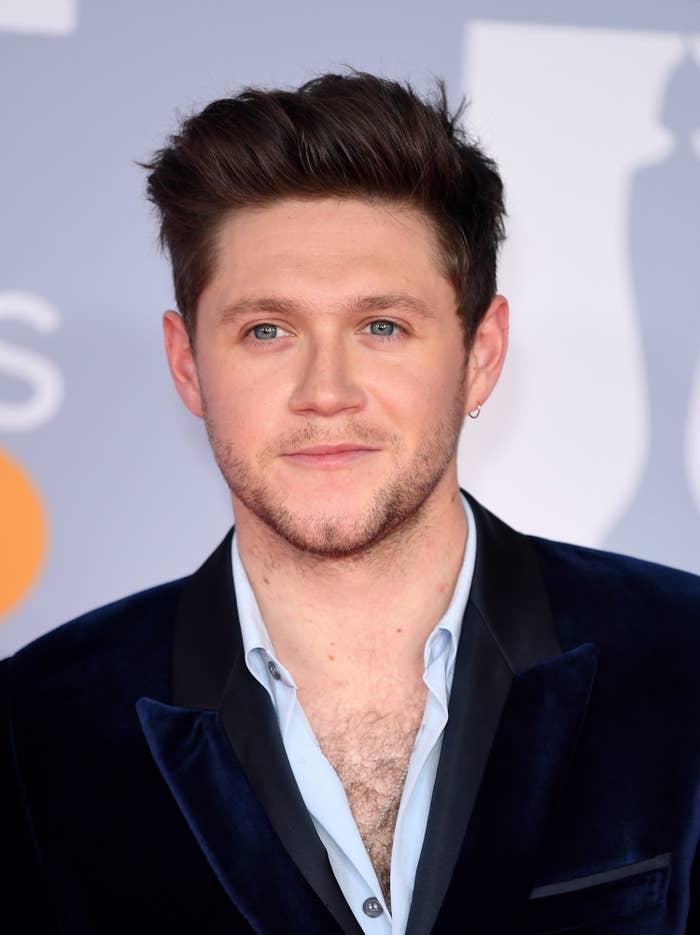 Niall Horan at the 2020 BRIT Awards