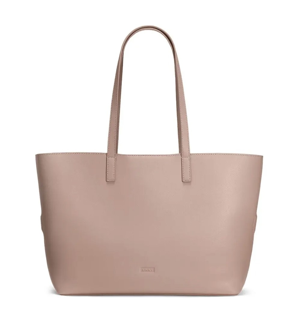 The tote in pink